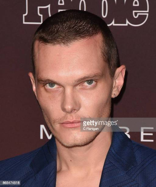 """Luke Baines attends People's """"Ones to Watch"""" at NeueHouse Hollywood on October 4, 2017 in Los Angeles, California."""
