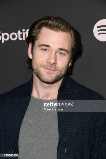 Luke Benward attends Spotify Best New Artist 2019 event at Hammer Museum on February 7 2019 in Los Angeles California