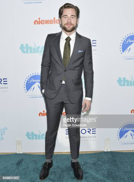 Luke Benward attends the 9th Annual Thirst Gala at The Beverly Hilton Hotel on April 21 2018 in Beverly Hills California