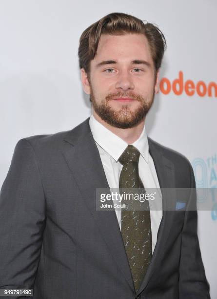Luke Benward attends The Thirst Project's 9th Annual Thirst Gala at The Beverly Hills Hotel on April 21 2018 in Beverly Hills California