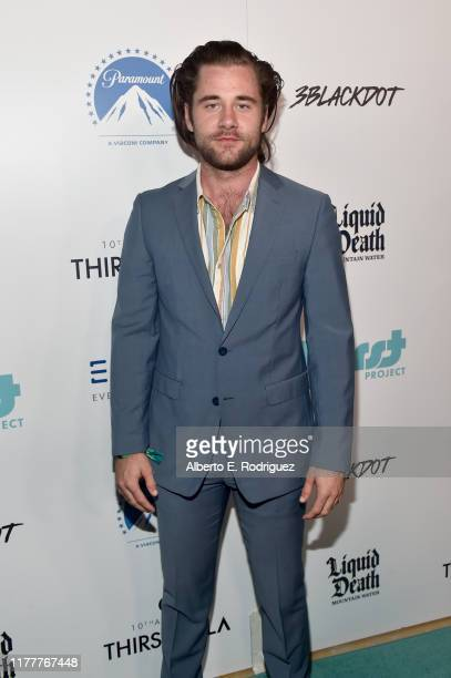 Luke Benward attends Thirst Project 10th Annual Thirst Gala at The Beverly Hilton Hotel on September 28 2019 in Beverly Hills California