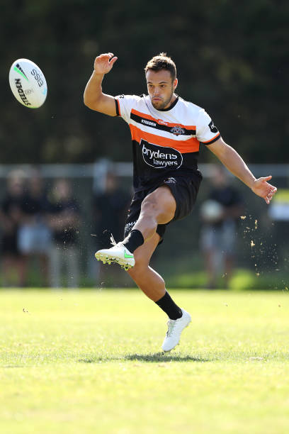 AUS: Wests Tigers Training Session