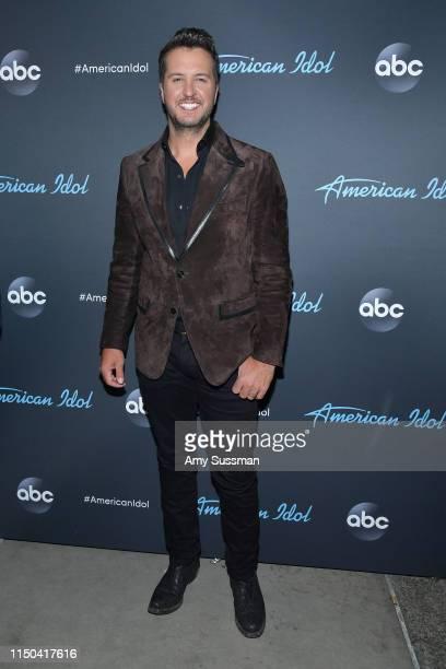 "Luke Bryan attends ABC's ""American Idol"" Finale on May 19, 2019 in Los Angeles, California."