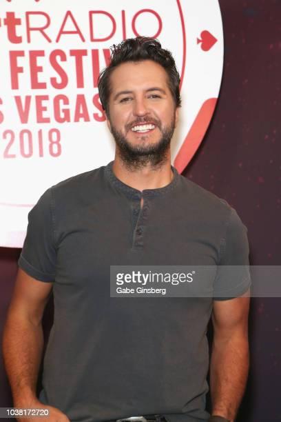 Luke Bryan attends the 2018 iHeartRadio Music Festival at TMobile Arena on September 22 2018 in Las Vegas Nevada
