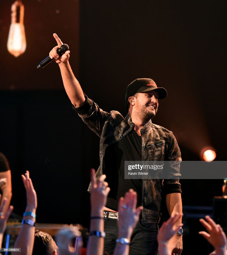 iHeartCountry Album Release Party With Luke Bryan