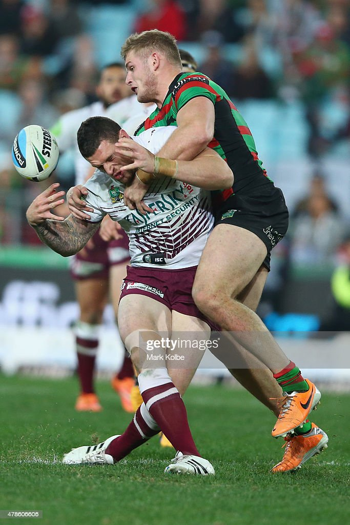 NRL Rd 16 - Rabbitohs v Sea Eagles