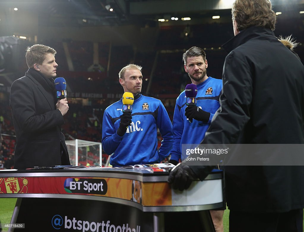 Manchester United v Cambridge United - FA Cup Fourth Round Replay