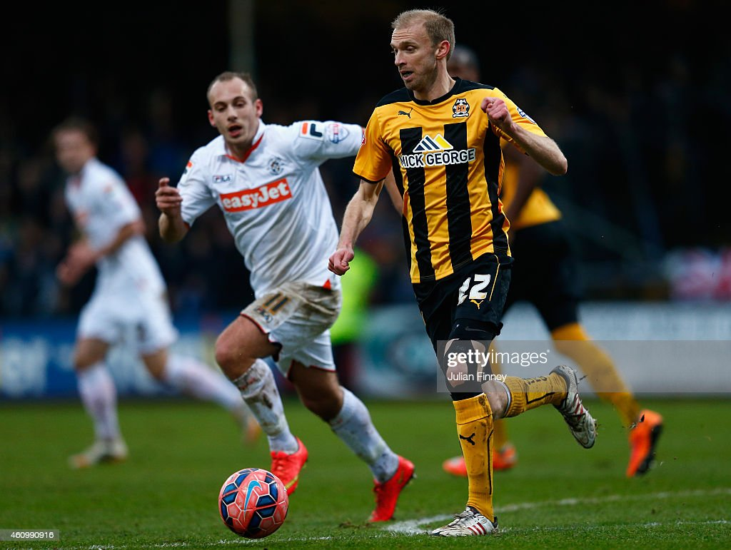 Cambridge United v Luton Town - FA Cup Third Round