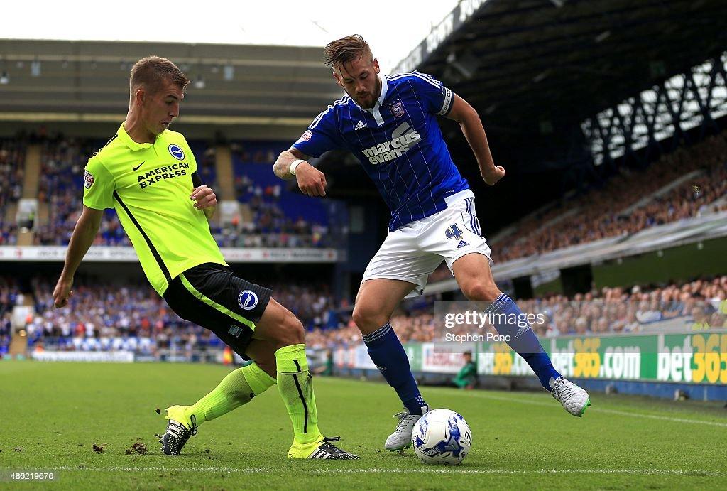 Ipswich Town v Brighton & Hove Albion - Sky Bet Championship : News Photo