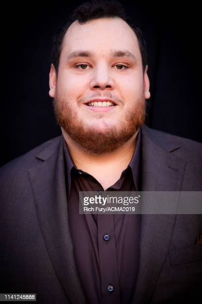 Luke Combs attends the 54th Academy Of Country Music Awards at MGM Grand Garden Arena on April 07 2019 in Las Vegas Nevada