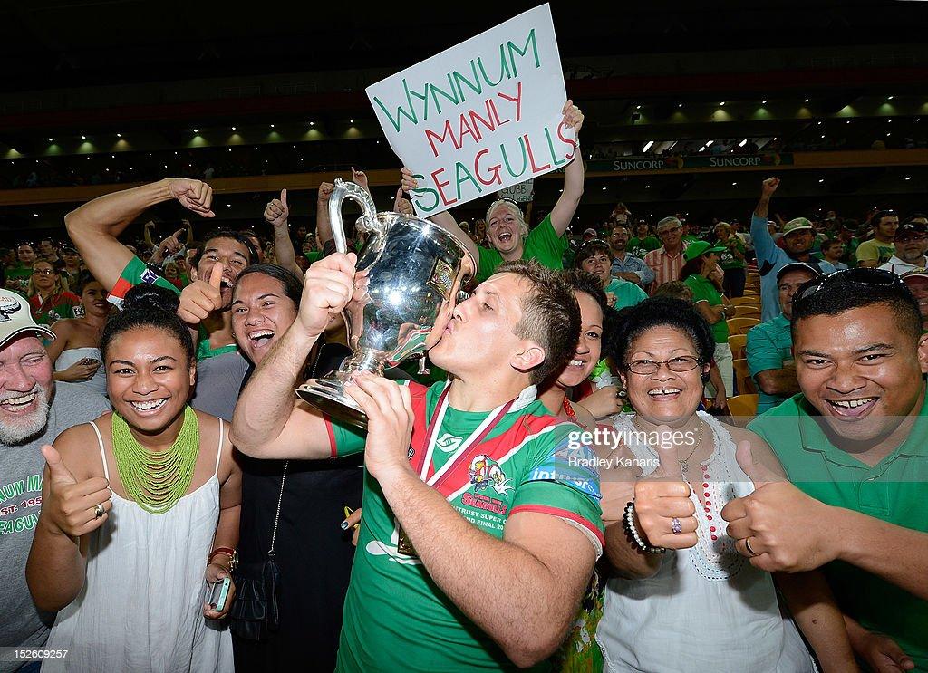 Intrust Super Cup Grand Final - Seagulls v Dolphins : News Photo