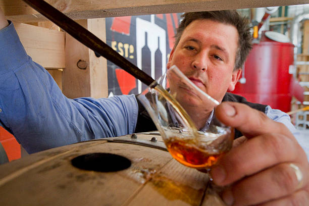 maine craft liquor distilling pictures getty images