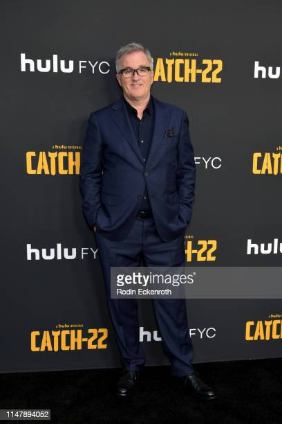 Luke Davies attends the FYC Red Carpet for Hulu's Catch22 at Saban Media Center on May 08 2019 in North Hollywood California