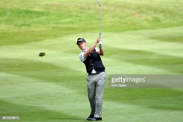 Luke Donald BMW PGA Championship Golf The Wentworth Club Surrey
