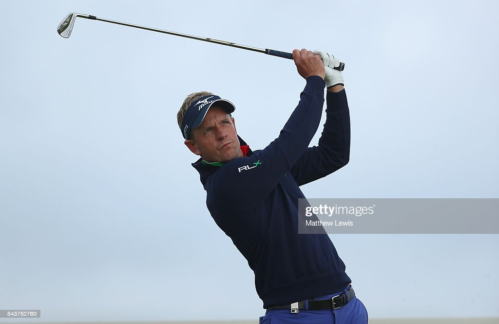 100th Open de France - Day One : News Photo