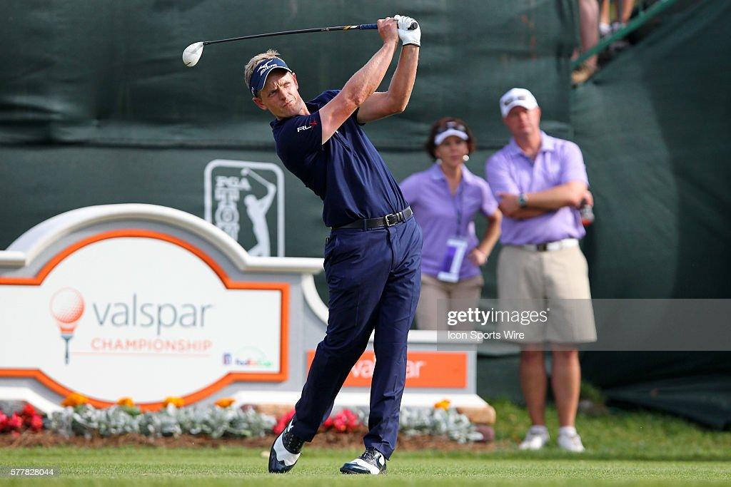 GOLF: MAR 16 PGA - Valspar Championship - Final Round : News Photo