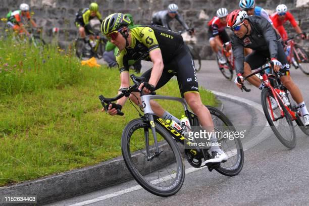 Luke Durbridge of Australia and Team Mitchelton Scott / during the 102nd Giro d'Italia 2019 Stage 18 a 222km stage from Valdaora to Santa Maria di...