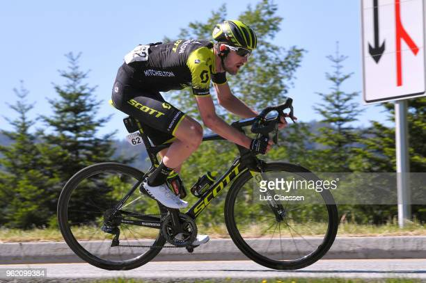 Luke Durbridge of Australia and Team MitcheltonScott / during the 11th Tour des Fjords 2018 Stage 3 a 183km stage from Farsud to Egersund on May 24...