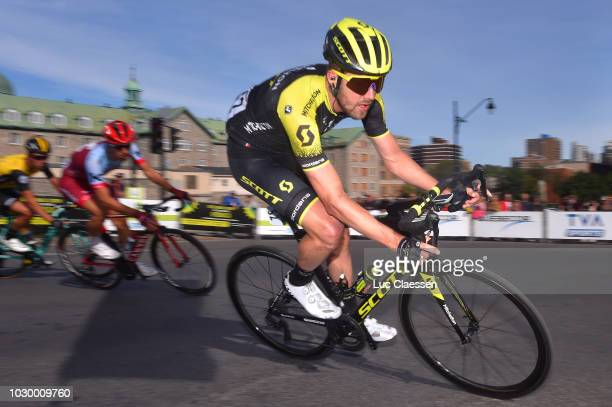 Luke Durbridge of Australia and Team MitcheltonScott / during the 9th Grand Prix Cycliste de Montreal 2018 a 1952km race from Montreal to Montreal...