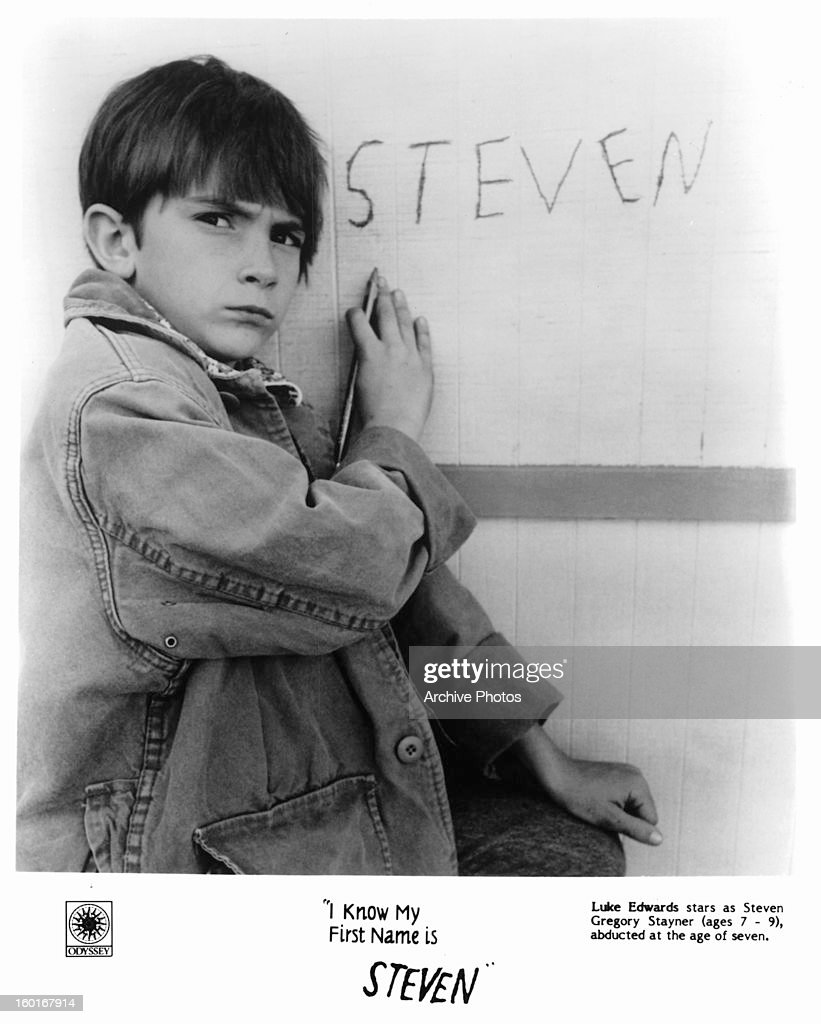 Luke Edwards In 'I Know My First Name Is Steven' : News Photo