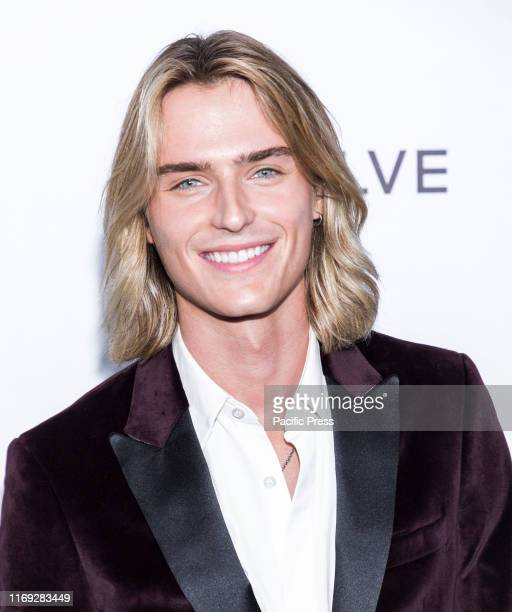 Luke Eisner attends The Daily Front Row 7th Fashion Media Awards at The Rainbow Room at Rockefeller Center