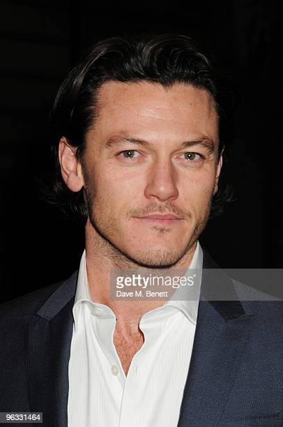 Luke Evans arrives at the UK film premiere of 'A Single Man' at the Curzon Cinema Mayfair on February 1 2010 in London England