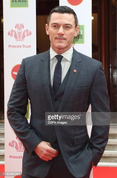 ddd4c270c013 Luke Evans at The Prince's Trust TK Maxx and Homesense Celebrate Success  Awards at The London