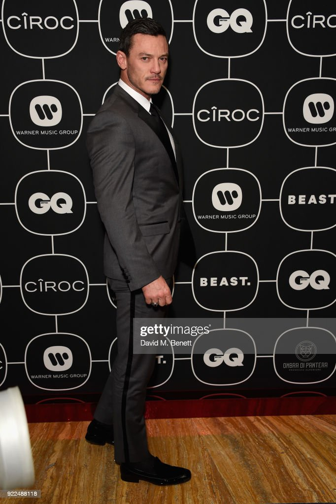 Warner Music Group & Ciroc Brit Awards Party In Association With British GQ : ニュース写真