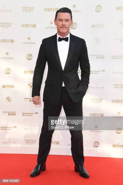 Luke Evans attends The Old Vic Bicentenary Ball at The Old Vic Theatre on May 13 2018 in London England