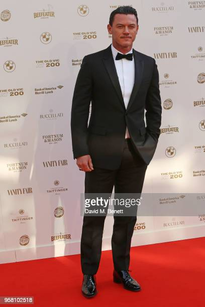 Luke Evans attends The Old Vic Bicentenary Ball to celebrate the theatre's 200th birthday at The Old Vic Theatre on May 13 2018 in London England