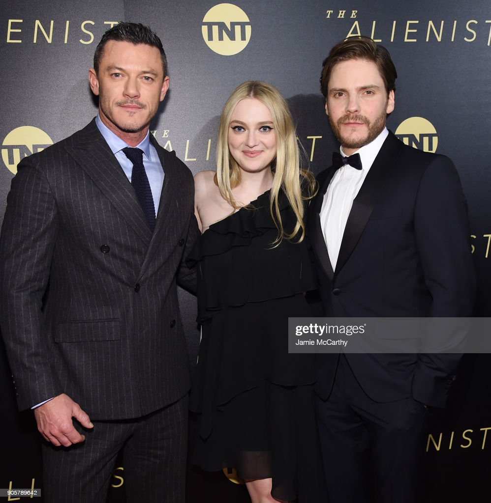 "New York Premiere Of TNT's ""The Alienist"" - Arrivals"