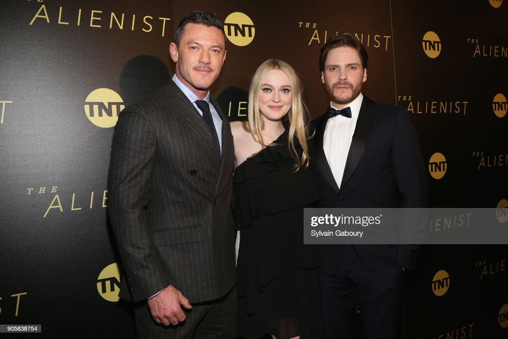 "New York Premiere of TNT's ""The Alienist"""