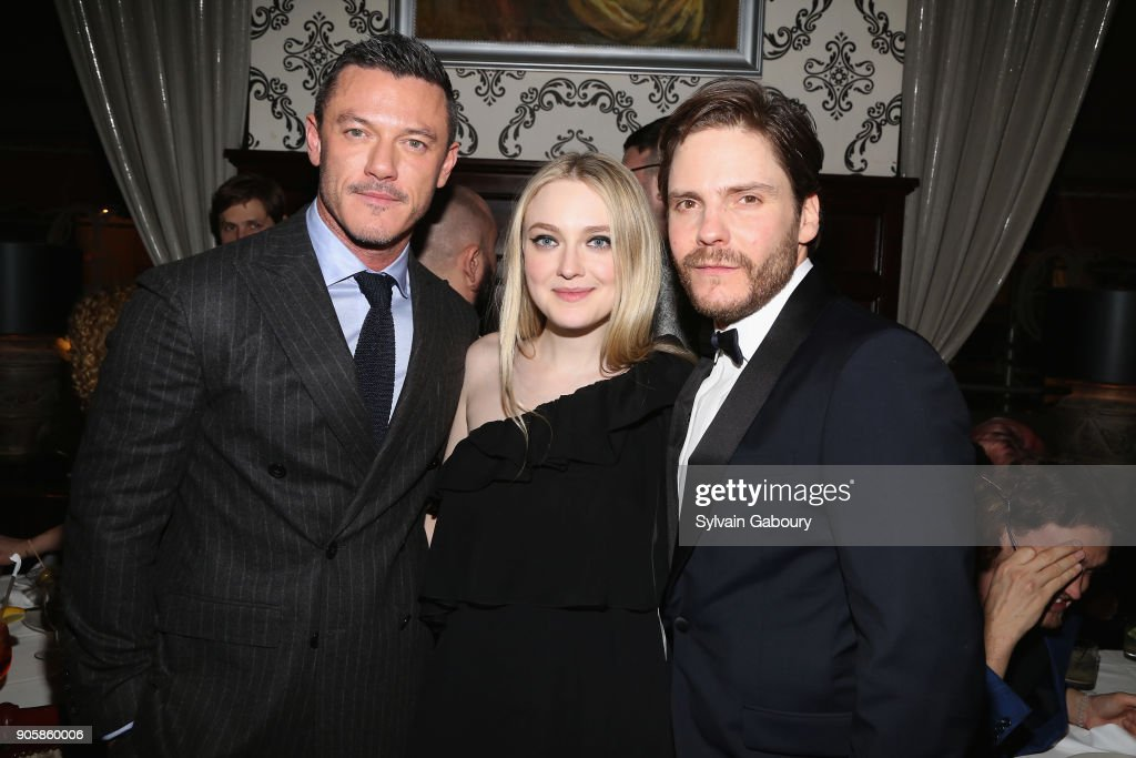 "New York Premiere after party for TNT's ""The Alienist"""