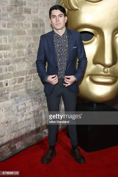 Luke Franks attends the BAFTA Children's awards at The Roundhouse on November 26 2017 in London England