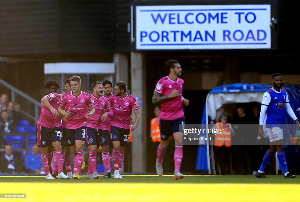 Ipswich Town v Queens Park Rangers - Sky Bet Championship : News Photo
