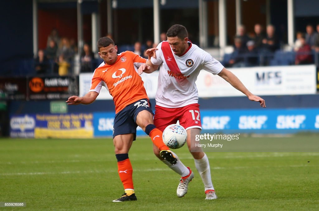 Luton Town v Newport County - Sky Bet League Two