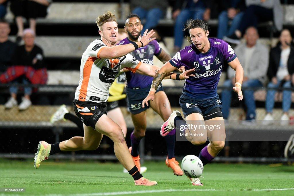 NRL Rd 19 - Storm v Tigers : News Photo