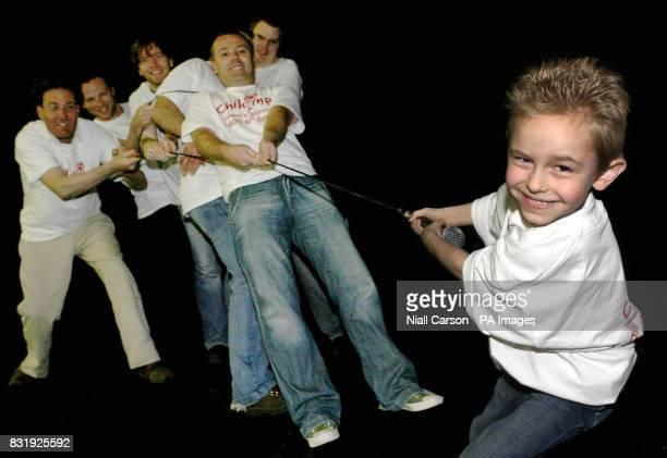 Luke Gorman joins Irish comedians Dermot Whealan Eric Lalor David McSavage Brian Joyce John Colleany and Bernard O'Shea to help launch Stand Up For...