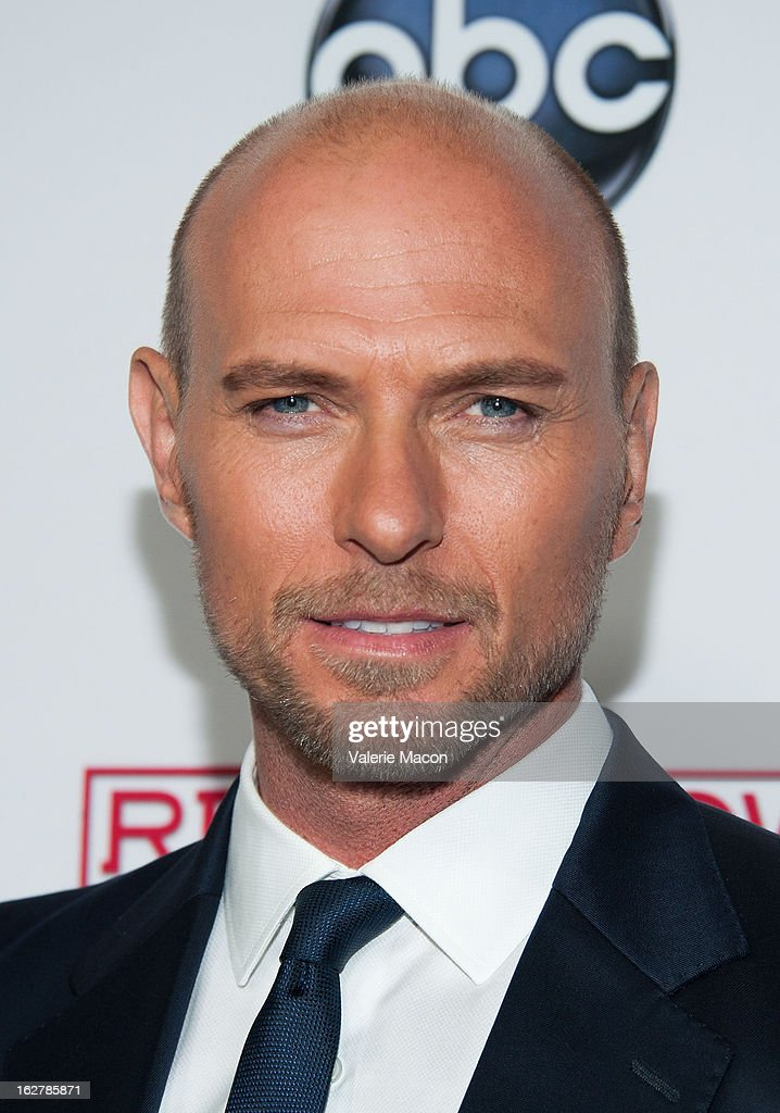 Luke Goss attends ABC's 'Red Widow' Red Carpet Event at Romanov Restaurant Lounge on February 26, 2013 in Studio City, California.