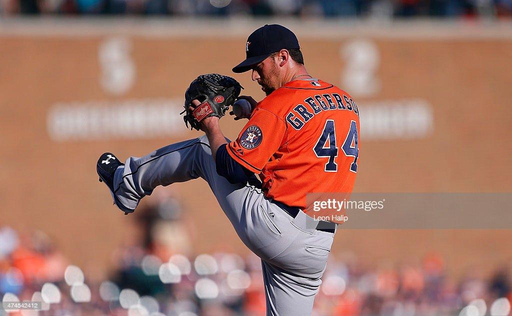 Houston Astros v Detroit Tigers : News Photo