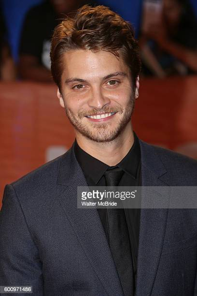 Luke Grimes attends 'The Magnificent Seven' Red Carpet Gala Opening Night of the 2016 Toronto International Film Festival at TIFF Bell Lightbox on...