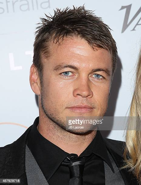 Luke Hemsworth attends the 3rd Annual Australians in Film Awards Benefit Gala at the Fairmont Miramar Hotel on October 26 2014 in Santa Monica...
