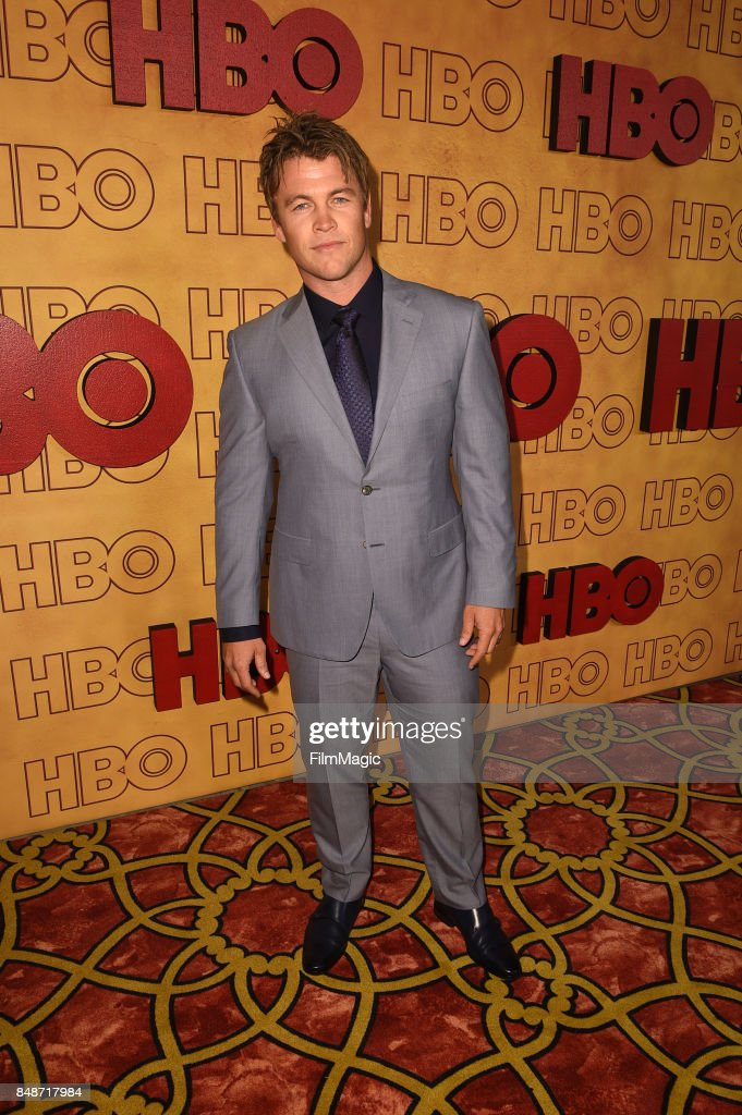 HBO's Official 2017 Emmy After Party - Red Carpet
