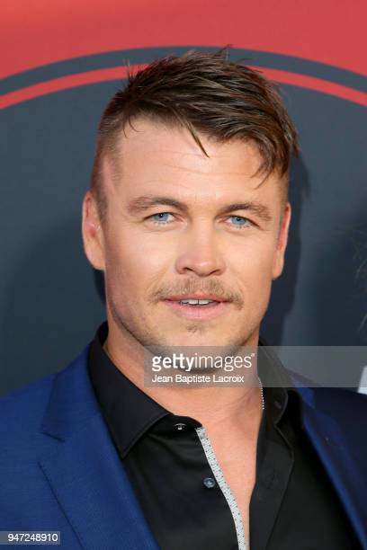 Luke Hemsworth attends the premiere of HBO's Westworld Season 2 at The Cinerama Dome on April 16 2018 in Los Angeles California