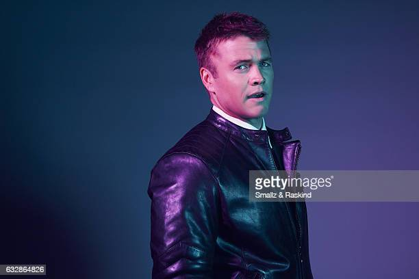 Luke Hemsworth poses for a portrait at the 2017 People's Choice Awards at the Microsoft Theater on January 18 2017 in Los Angeles California