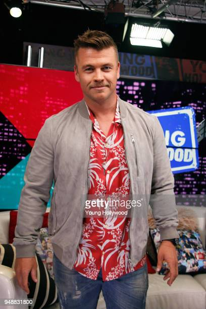 Luke Hemsworth visits the Young Hollywood Studio on April 19 2017 in Los Angeles California