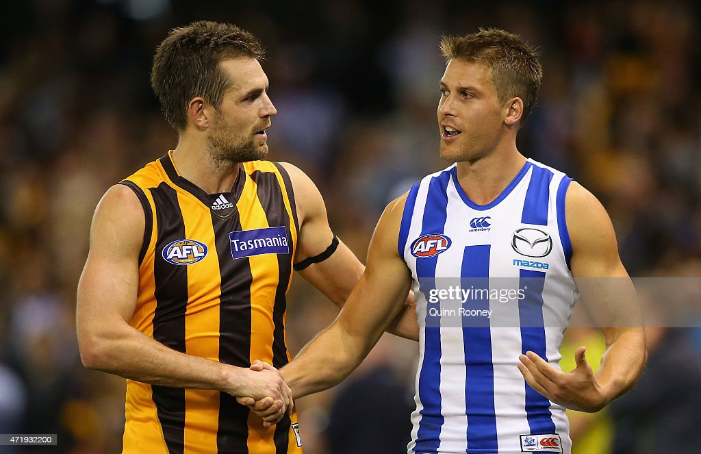 AFL Rd 5 - North Melbourne v Hawthorn