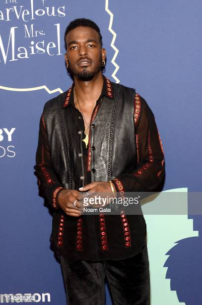 Luke James attends The 23rd Annual Webby Awards on May 13 2019 in New York City