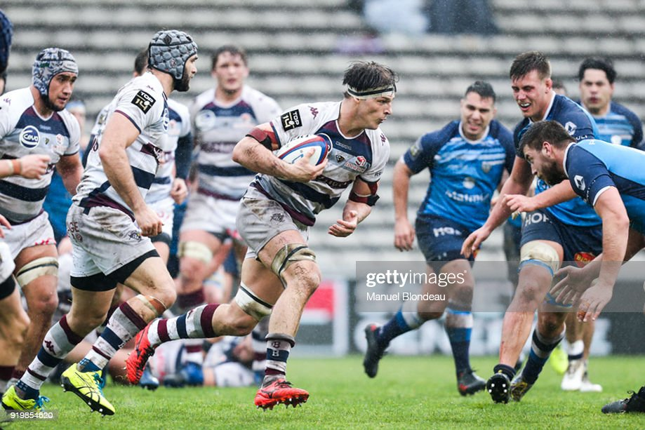 Union Bordeaux Begles v Castres - French Top 14