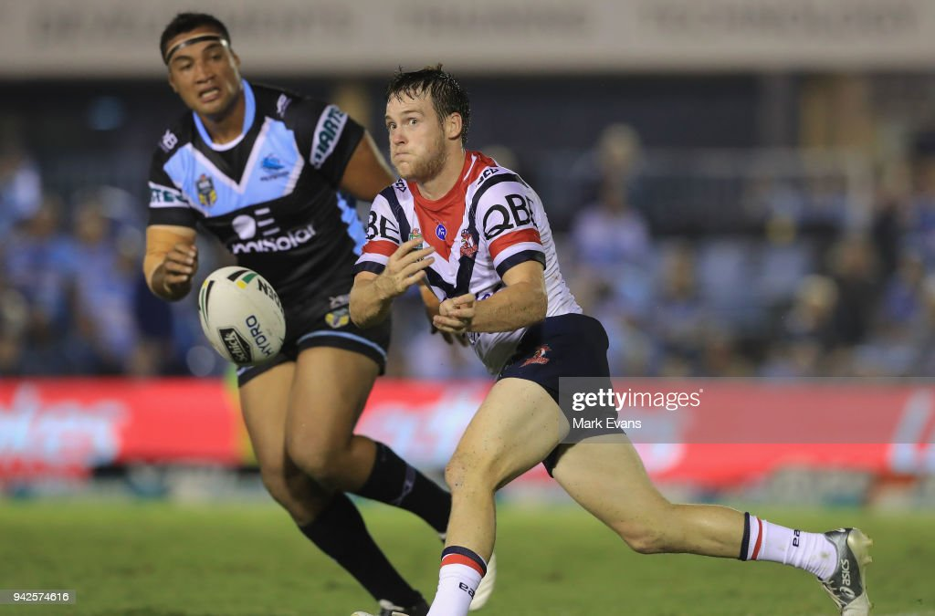 NRL Rd 5 - Sharks v Roosters : News Photo